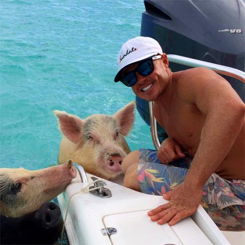 Justin Lightbourn - Exuma Water Sports - exumawatersports.com