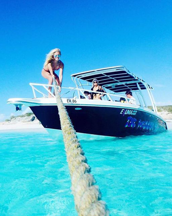 Private charters - Exuma Water Sports - exumawatersports.com